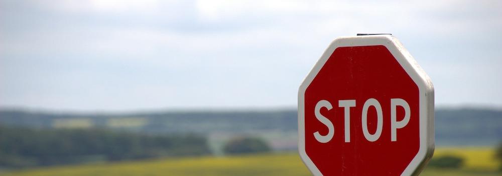Was Sie nach einem Verkehrsunfall tun sollten